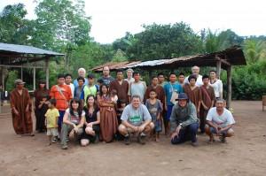 The whole gang at Tinkerani