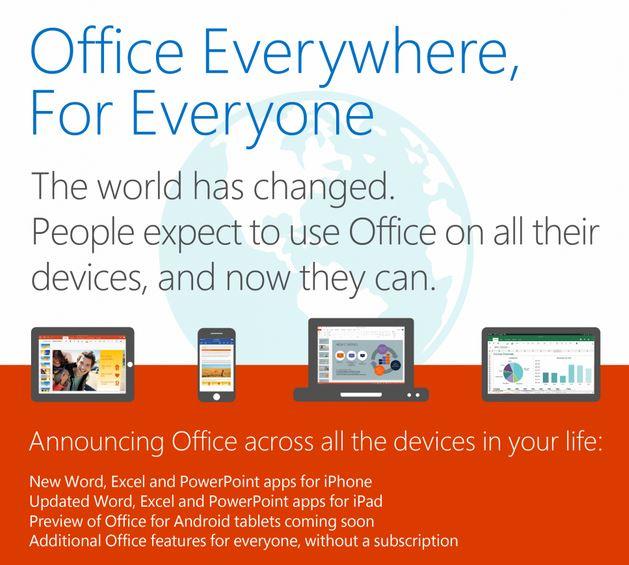 Office Everywhere